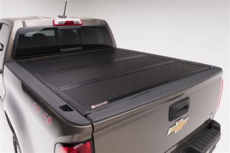 hard tri fold bed cover 2016 2017 toyota tacoma 5ft bed bak bakflip g2 hard tri