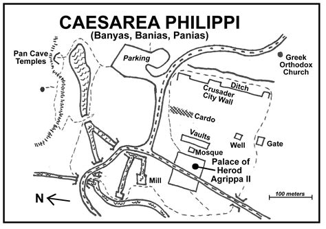 caesarea philippi map index of devotions photos diagrams diagrams oct digrams