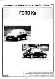 Ford Manual Manual Ford Ka 98