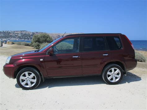 Nissan X Trail 2 5 nissan x trail 2 5 columbia 4wd taconic golf club