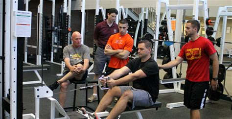 fitness specialist workshop cbet health sciences and