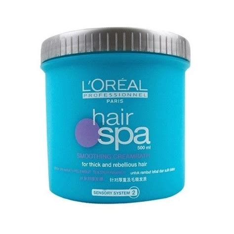 Loreal Hair Spa Creambath l oreal hair spa kit stylegods