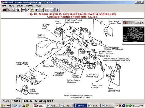 car engine manuals 1999 honda prelude spare parts catalogs egr control solenoid h22a specific honda tech honda forum discussion