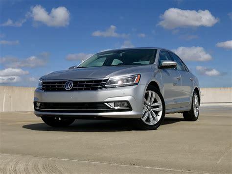 volkswagen passat sel premium test drive review autonation drive automotive blog