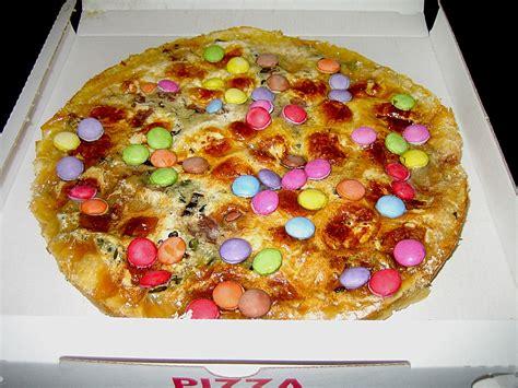 pizza kuchen chefkoch cookie pizza rezept mit bild damaris16 chefkoch de