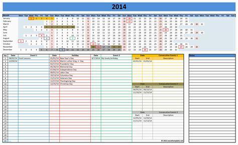 weekly calendar excel template best of weekly calendar excel templates calendar