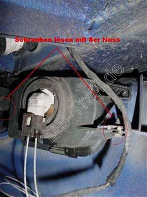 Scheinwerfer Polieren Mercedes W211 by Slk R171 Nebelscheinwerfer Birne Wechseln G 252 Nstig Auto