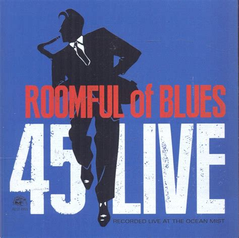 roomful of blues bluebeat roomful of blues 45 live alligator4955 14 00