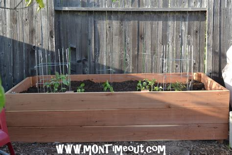 planter box diy diy garden planter box tutorial