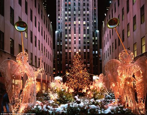 when does new york take down their christmas decorations