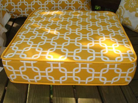 Outdoor Floor Cushion floor cushion indoor outdoor pillow modern and chic cushion
