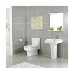 Tiles to create impact in bathroom