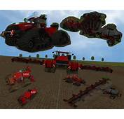Case IH Quadtrac 1450 By Joker Modding  LS15 Mod