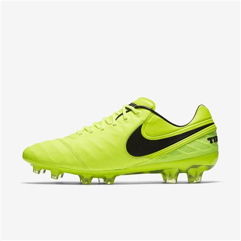 Nike Tiempo For nike tiempo legend vi fg radiation flare pack volt
