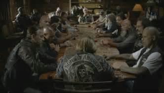 Sons Of Anarchy Meeting Table Soa Bladeofthesashurai