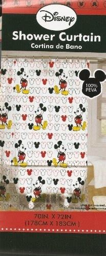 mickey mouse clubhouse shower curtain 17 best ideas about mickey mouse curtains on pinterest
