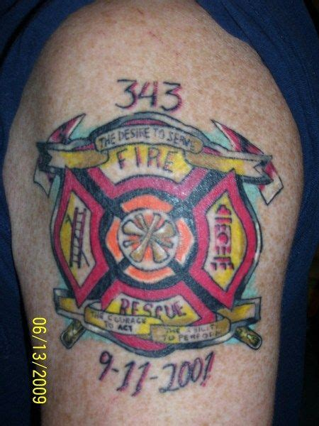 fire sign tattoo 88 best images about firefighter tattoos on