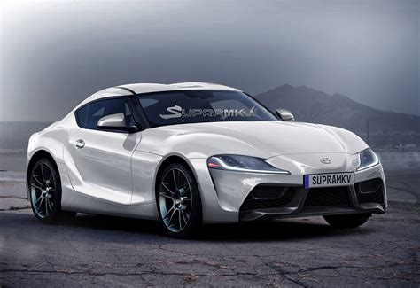 Toyota Supr 2018 Toyota Supra Renderings Seem Spot On Show F1 Car