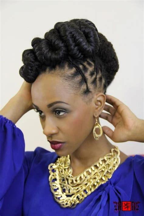 locks south african style wedding hair inspiration 19 wedding updos for black