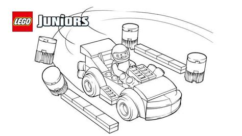 coloring pages lego cars activities lego 174 juniors lego juniors lego