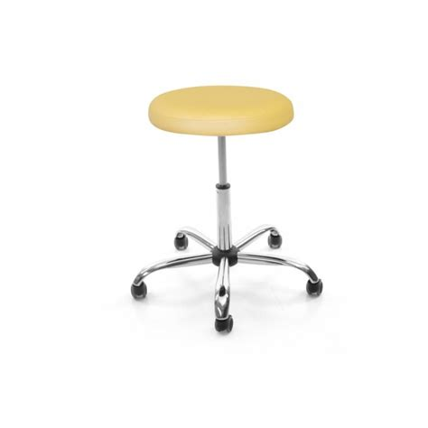 stool with wheels standard