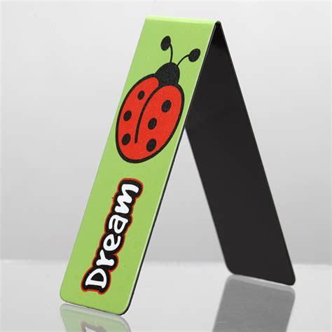 Magnetic Bookmark laedee bug green magnetic bookmark