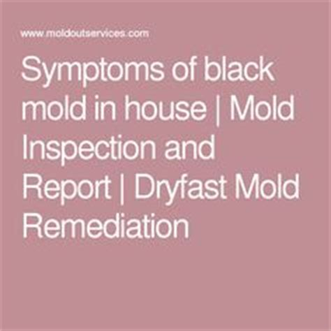 symptoms of mold in house illness from exposure to black mold symptoms zoominmedical com moldsymptoms