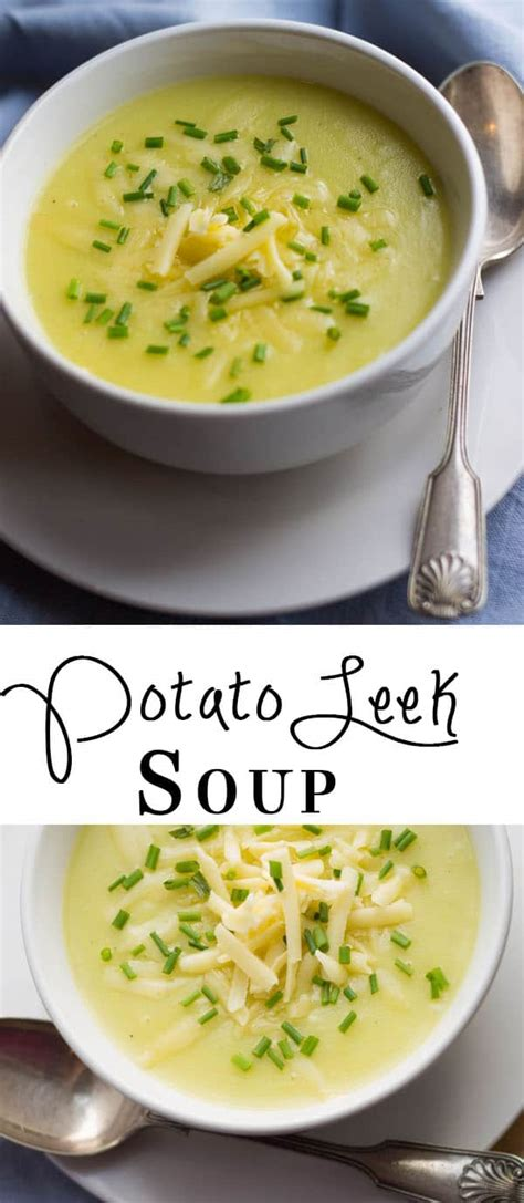 come home to your favorite soup of the day and hearty soup bisque and chowder recipes books potato leek soup a smooth no recipe that