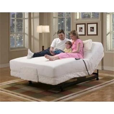 med lift adjustable bed w pillow top mattress included
