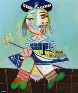 picasso paintings how much are they worth tale of two picassos madoff victims auction 38m