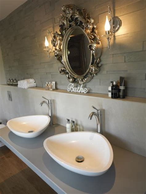 vessel sinks design decor photos pictures ideas - Ensuite Bathroom Sinks