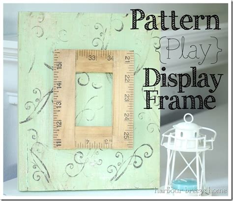 pattern play youtube pattern play display sign harbour breeze home