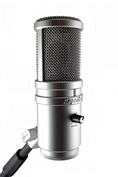Microphone Superlux superlux e205u usb studio condenser microphone ebay