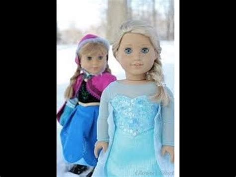 Hairstyle Doll Frozen by American Doll Hair Styles Fashion Show Our Generation