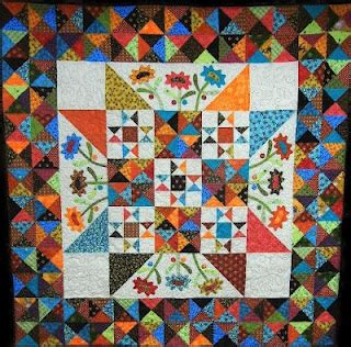 late bloomer quilt by diehl quilting