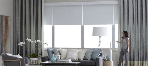 automated curtains and blinds motorized shades and blinds in boston shades in place