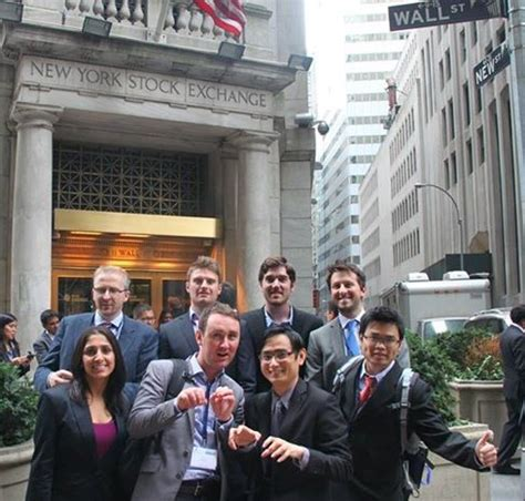 Mba New York by Getting Involved Smurfit Mba Page 3
