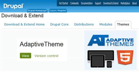 drupal themes adaptive top 5 responsive themes of drupal