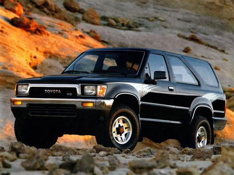 toyota 4runner 1990 1991 1992 1993 1994 1995 diy service workshop repair factory pdf manual toyota 4runner specs photos 1990 1991 1992 1993 1994 1995 autoevolution