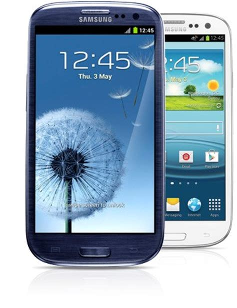 Samsung A Begin At T Announces Samsung Galaxy S Iii Plans Preorders Begin