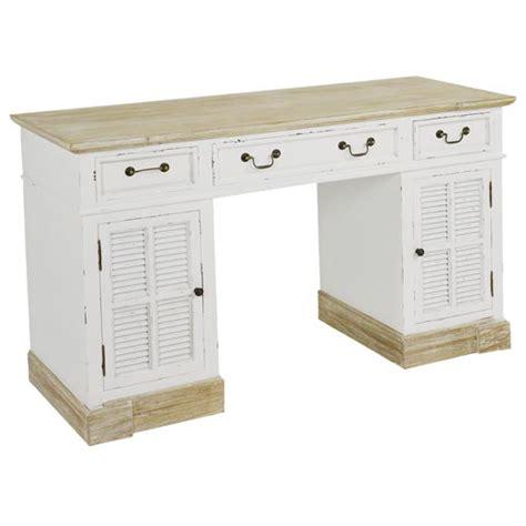 scrivanie shabby scrivania legno bianco shabby etnico outlet mobili etnici