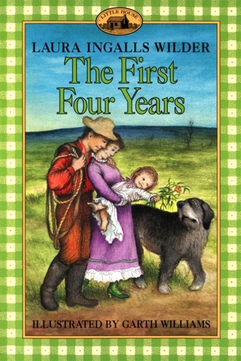 little house on the prairie book book littlehousefirstfouryears jpg