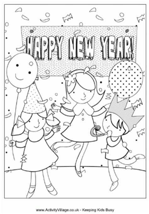 islamic new year coloring pages new year colouring pages