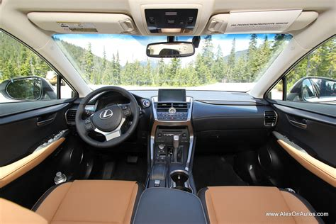 lexus nx 200t interior lexus nx interior image 197
