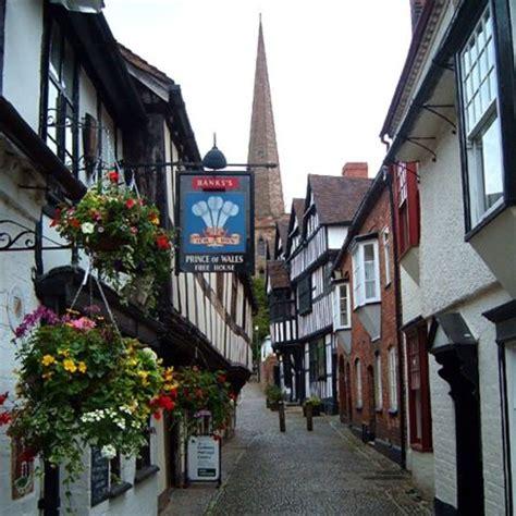 English Tudor by Ledbury