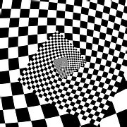 checker pattern png free vector graphic spiral square pattern black free
