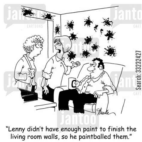 Jokes Apartment Living Painting And Decorating Humor From Jantoo