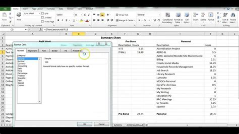 Time Management Excel Spreadsheet by Setting Up A Time Management Spreadsheet In Excel