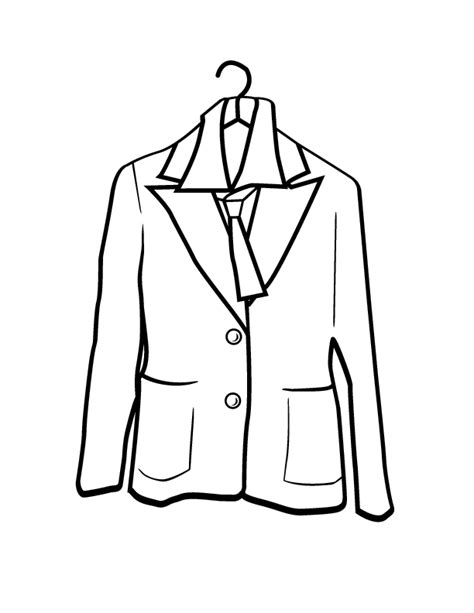 coloring page winter jacket winter clothes coloring pages coloring home