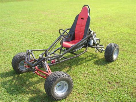 arachnid suspension go kart plans by spidercarts